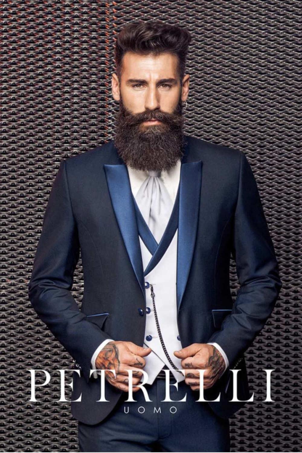 18ec0cde0d02 Abito Petrelli | Carmelo Ferlito Abbigliamento da cerimonia per Uomo ...